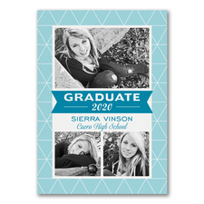 Banner Graduate - Graduation Announcement